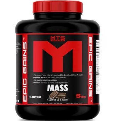 MTS Nutrition Epic Gains 5lb