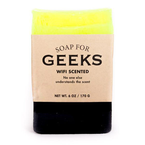 Soap for Geeks