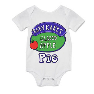 BabyKakes Glazed Apple Pie Onesie