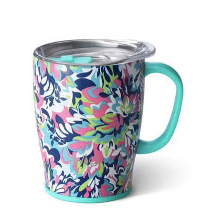 Frilly Lilly 18oz Insulated Mug