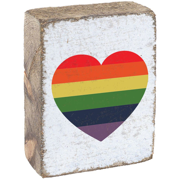 Rainbow Heart Block