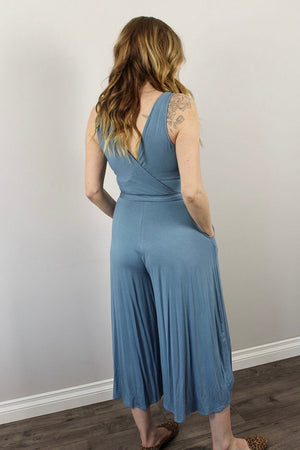 Rosa - Wrap Jumpsuit