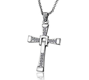 Fast and Furious Dominic Toretto Cross Necklace