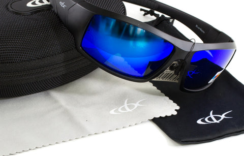 CDX Sunglasses Blue Bayou