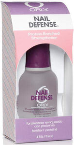 Orly Nail Strengthener - Nail Defense .6 oz.