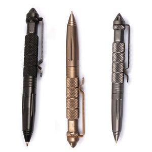 Self-Defense EDC Tactical Pen - Aviation Grade Aluminum
