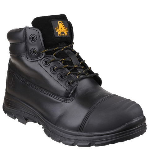 Amblers Safety FS301 Brecon Water Resistant Metatarsal Guard Lace Up Safety Boot