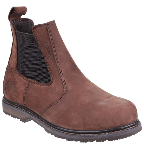 Amblers Safety AS148 Sperrin Lightweight Waterproof Pull On Dealer Safety Boot
