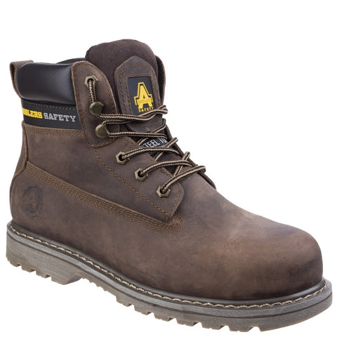 Amblers Safety FS164 Goodyear Welted Lace up Industrial Safety Boot