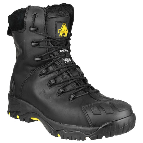 Amblers Safety FS999 Hi Leg Composite Safety Boot With Side Zip