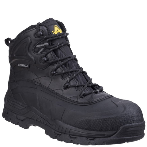 Amblers Safety FS430 Hybrid Waterproof Non-Metal Safety Boot