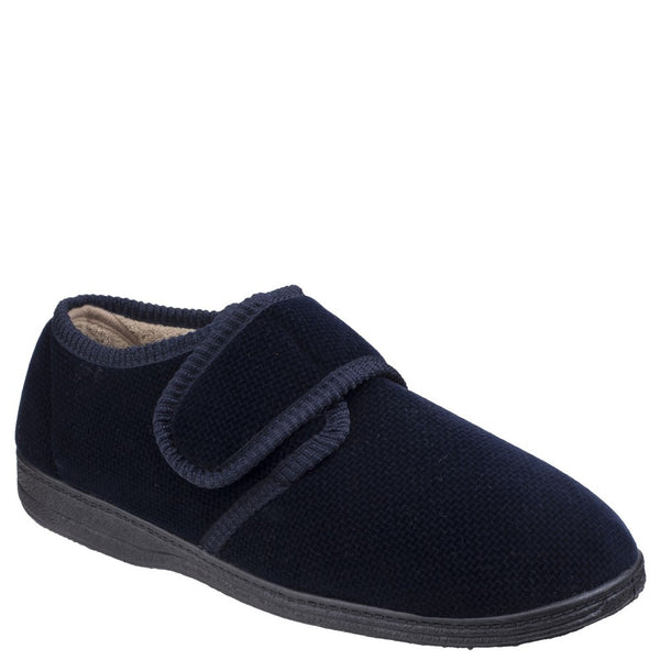 Fleet & Foster Sam Velcro Slipper