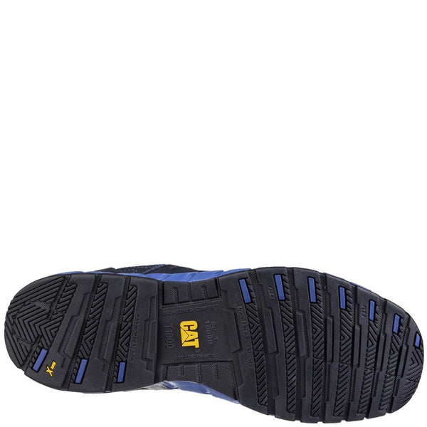Caterpillar Byway Lace Up Safety Trainer