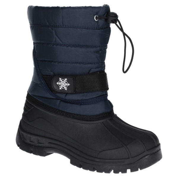 Cotswold Icicle Toggle Lace Snow Boot