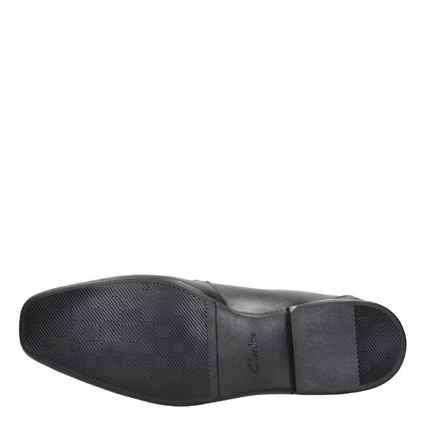 Clarks Glement Seam Slip On Shoe
