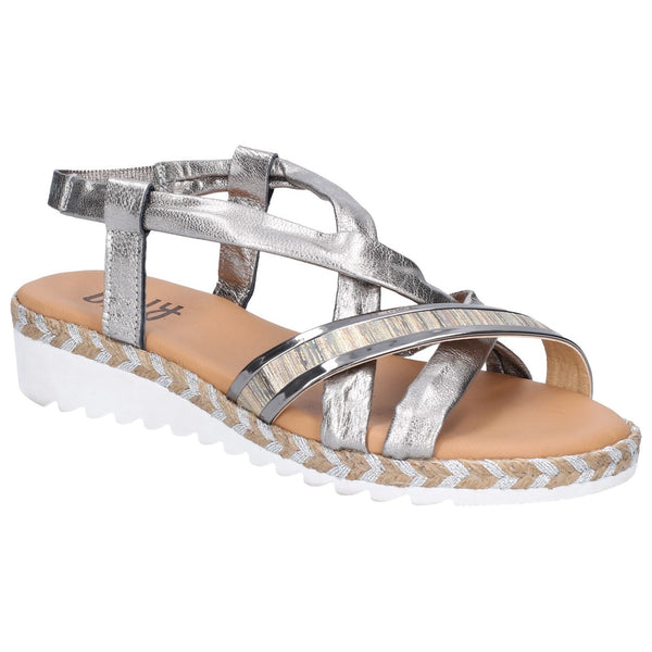 Riva Ginny Elasticated Sling Back
