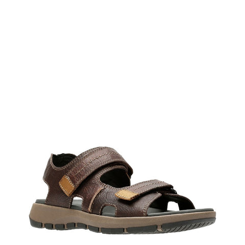 Clarks Brixby Shore Touch Fastening Sandal