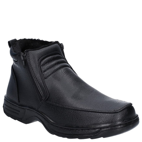 Caravelle Neil Comoft Zip Ankle Boot