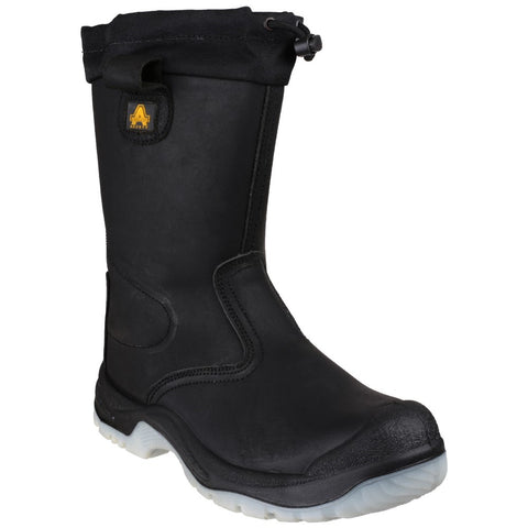 Amblers Safety FS209 Water Resistant Pull On Safety Rigger Boot