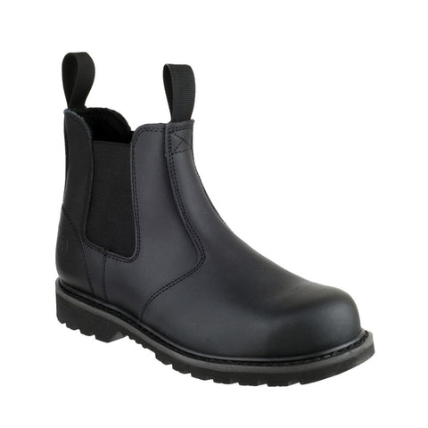 Amblers Safety FS5 Goodyear Welted Pull on Safety Dealer Boot