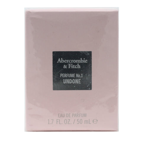 Abercrombie & Fitch Perfume No.1 Undone Eau De Parfum 1.7oz/50ml New In Box