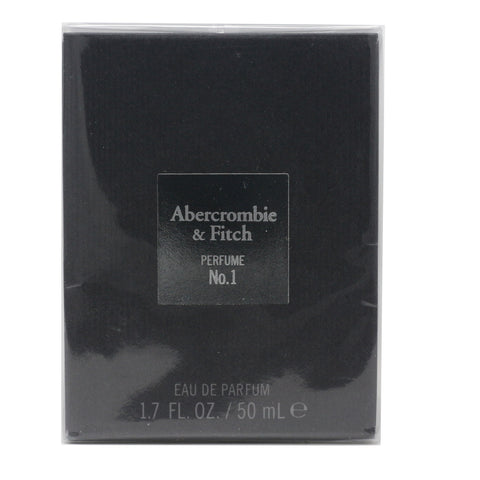 Abercrombie & Fitch Perfume No.1 Eau De Parfum 1.7oz/50ml New In Box
