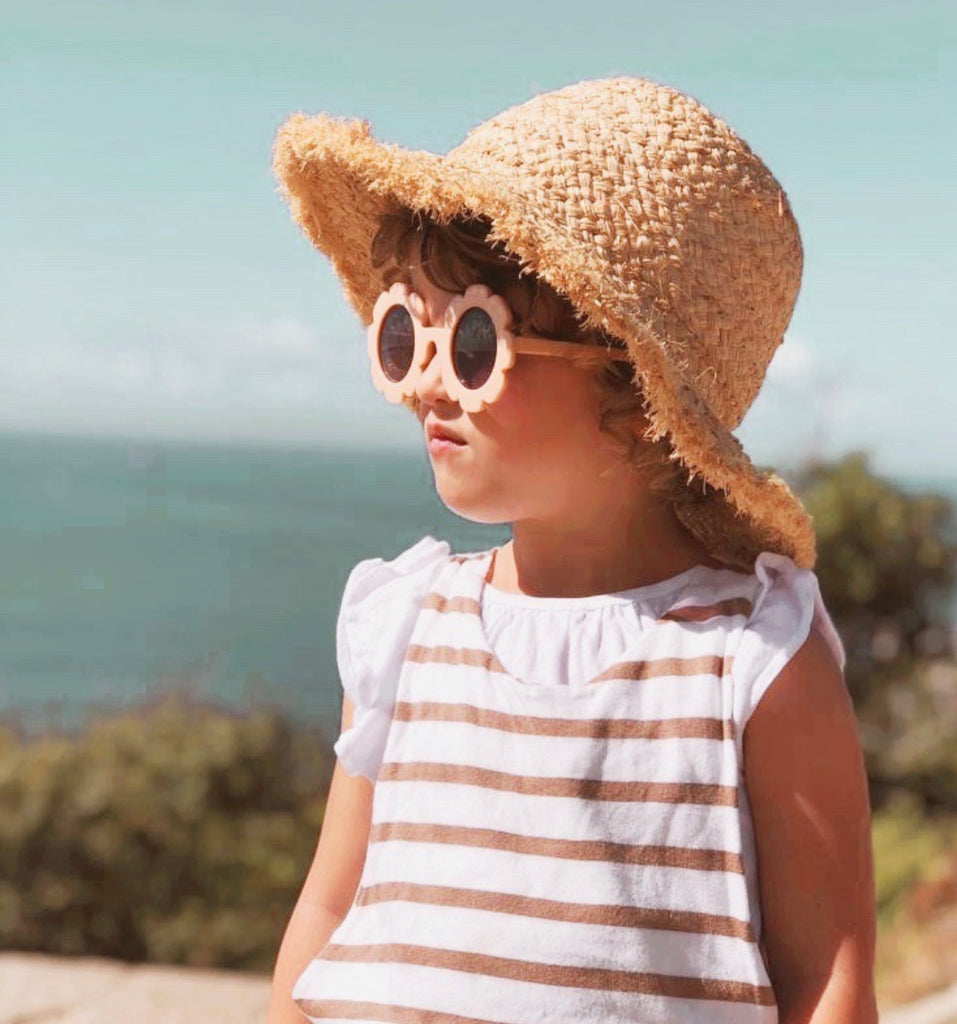 Kids Flower Sunglasses