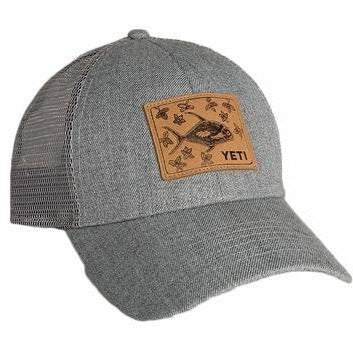 Yeti Permit in Mangroves Patch  (Grey)