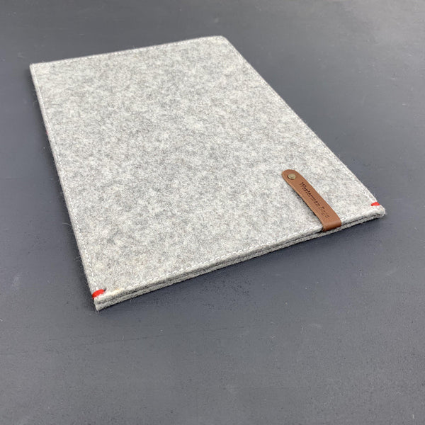 FUNCTIE case felt |  Macbook Pro Air | grey