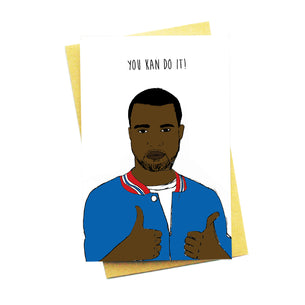 You Kan Do It Card