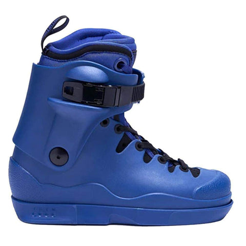 Them Skates Blue 908 With New Blue 908 Intuition Liners Boot Only