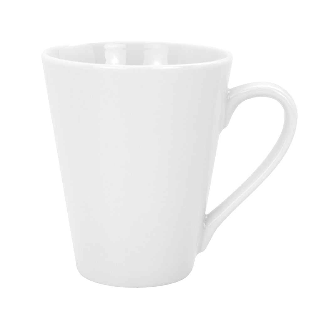 Argon Tableware Classic Latte Tea and Coffee Cup - 285ml