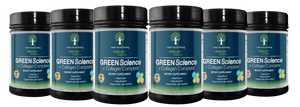 Green Science - 6 Units - More Natural Healing