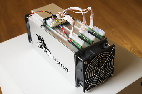 Halong Miners DragonMint B29 (With PSU) - Crypto Drilling