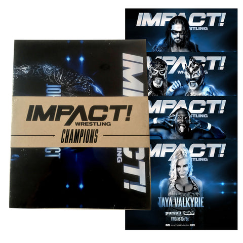 Impact Wrestling Photo Pack: The Champions