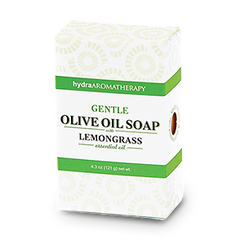 Lemongrass Olive Oil Soap
