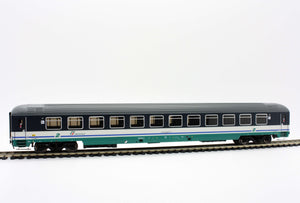 ACME 50794  2nd Class Passenger Coach InterCity Notte Trenitalia, FS - The Scuderia 46