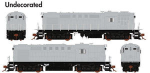 Rapido Trains  MLW RS-18 Undecorated - The Scuderia 46