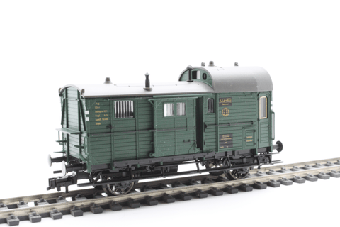 Fleischmann 5302 DRG Crew & Brake Van - The Scuderia 46