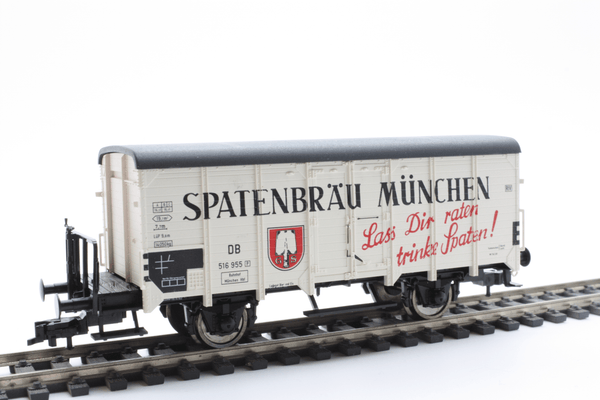 Fleischmann 5347 Refrigerated wagon with brake platform, of the DB - The Scuderia 46