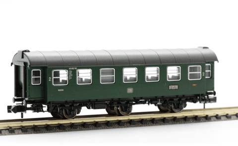 Fleischmann 8099  3-axled, 2nd class Passenger coach, of the DB - The Scuderia 46