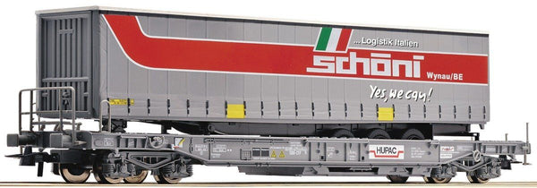 "Roco 67522  Standard pocket wagon ""SCHONI"", HUPAC - The Scuderia 46"