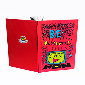 Be Awesome Creative Journal