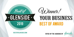 Best of Glenside Winner 3'x6' Banner