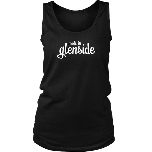 Made In Glenside Womens Tank