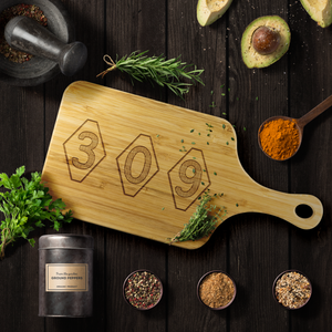 The 309 Cutting Board