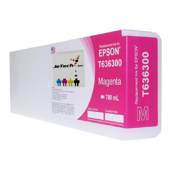 Epson UltraChrome HDR T636 compatible 700ml Magenta