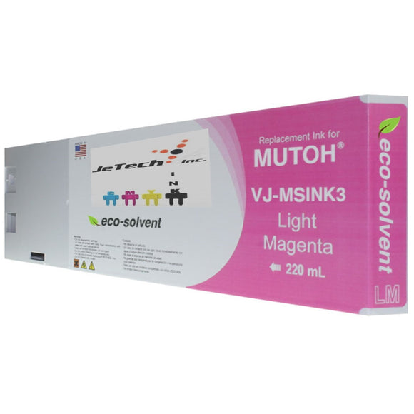 Mutoh VJ-MSINK3A 220ml Light Magenta