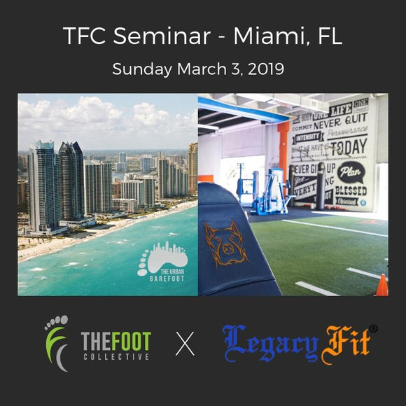 TFC Seminar - Miami. March 3, 2019
