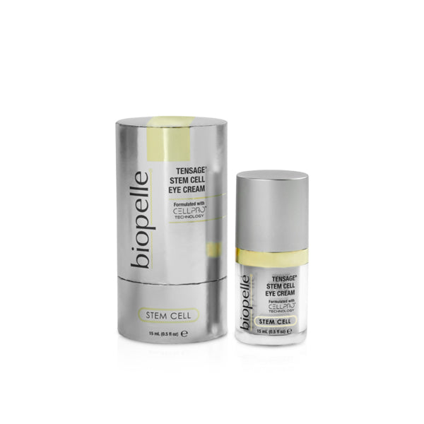 TENSAGE® STEM CELL EYE CREAM biopelle®
